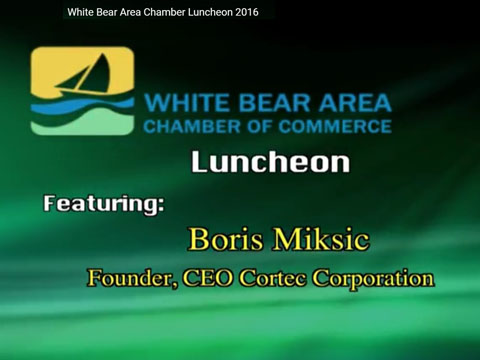 White Bear Area Chamber Luncheon 2016